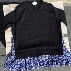 Kate Spade Broom Street Top Size Small